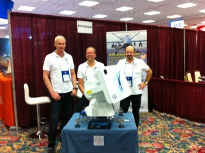 The WTW Team at the ITC 2014 in San Diego