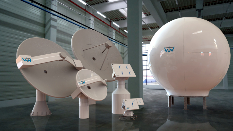 WTW Autotrack Antenna Productline