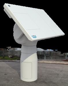 WTW-LSC 26 Planar Autotrack Antenna