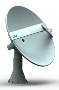 WTW-LS 33 Autotracking Antenna