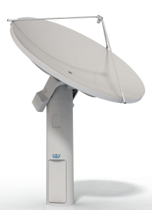WTW-LS 42 6.3m Satellite Tracking Antenna